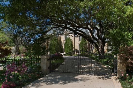 Estate Home Designed by Architect Robbie Fusch - 4923 Deloache Avenue