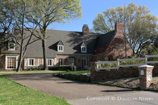 Estate Home in Preston Hollow - 4900 Seneca Drive