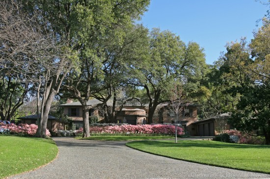 Estate Home Designed by Architect Wilson McClure - 5000 Seneca Drive