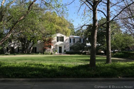 Estate Home in Preston Hollow - 5006 Seneca Drive