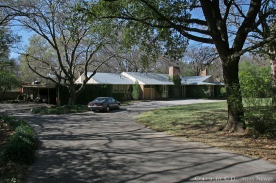 Estate Home in Preston Hollow - 4644 Miron Drive