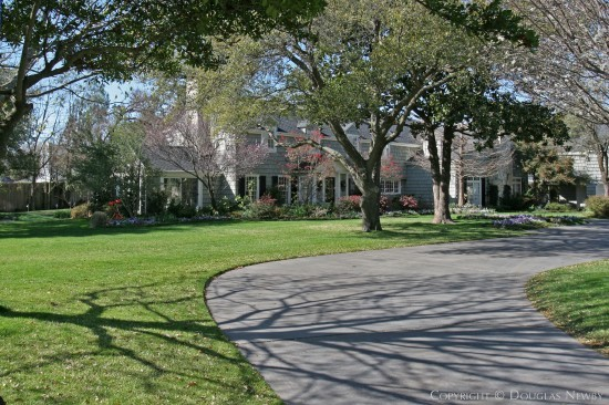 Residence in Preston Hollow - 4520 Meadowood Road