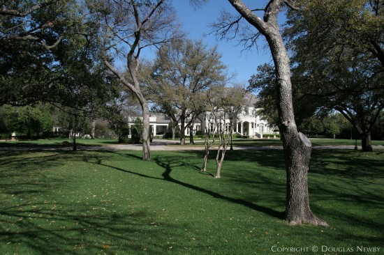 Estate Home in Preston Hollow - 4637 Meadowood Road