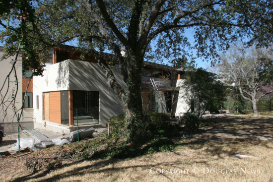New Construction Designed by Architect Svend Fruit - 4564 Meadowood Road