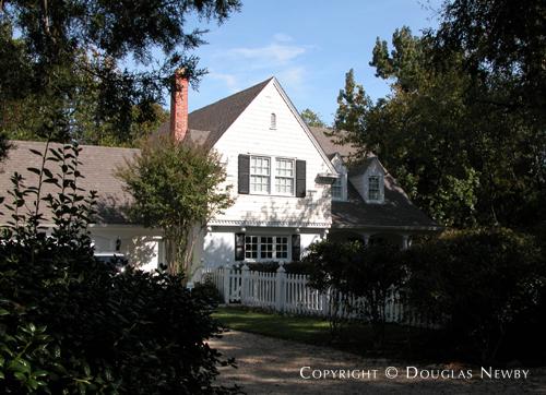 Home in Preston Hollow - 8530 Jourdan Way