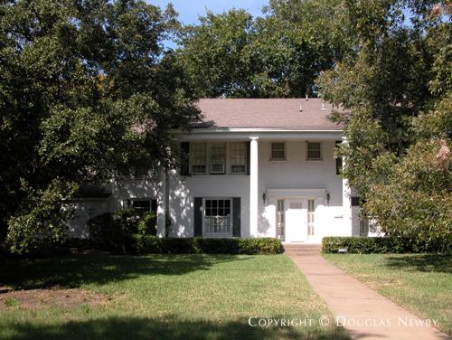 Home in Preston Hollow - 5807 Lupton Drive