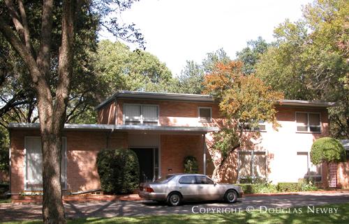 Residence Designed by Architect Howard R. Meyer - 5927 Joyce Way