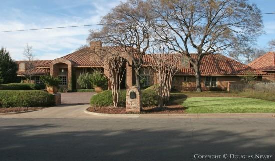 Estate Home in Preston Hollow - 5433 Northbrook Drive