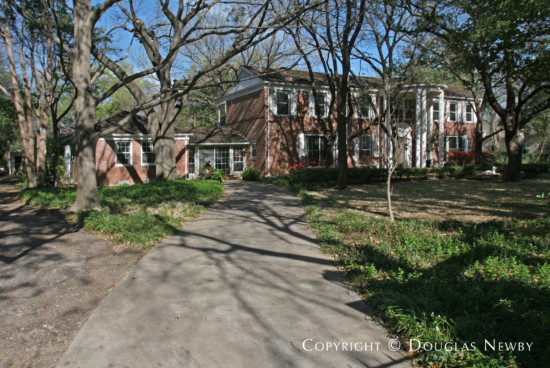 Estate Home in Preston Hollow - 5323 North Dentwood Drive