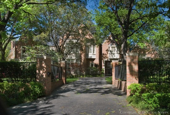 Estate Home in Preston Hollow - 5315 North Dentwood Drive