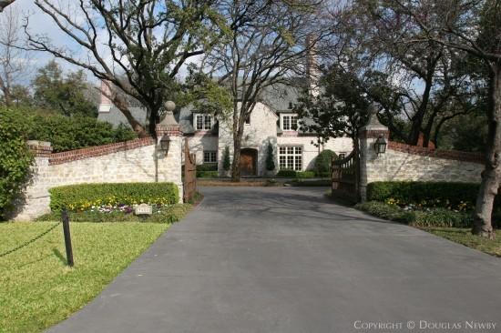 Estate Home Designed by Architect Mark Serold - 9400 Hathaway Street