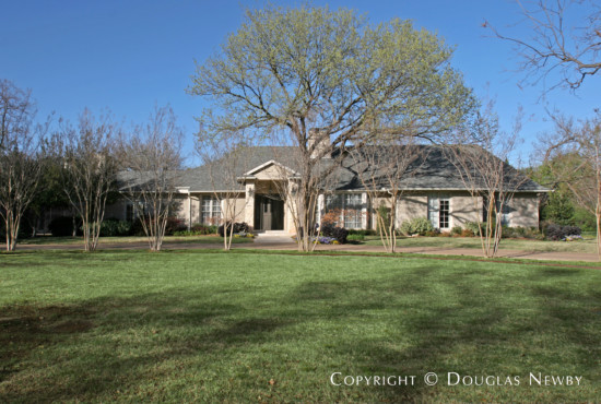 House in Bluffview Area - 4511 Cherokee Trail