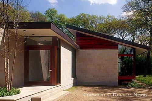 Estate Home Designed by Architect Svend Fruit - 4723 Shadywood Lane