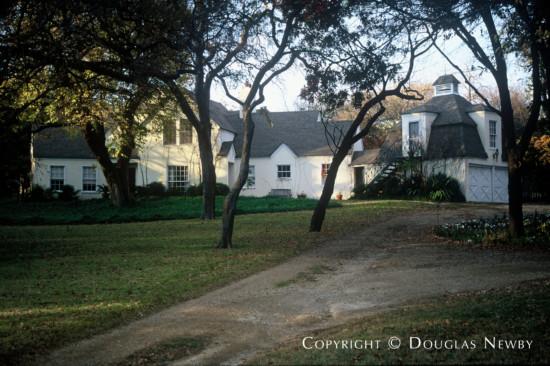 Estate Home in Bluffview Area - 4131 Cochran Chapel Road
