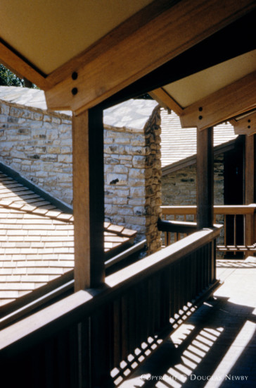 Significant Texas Modern House Designed by Architect James Pratt - 9035 Broken Arrow Lane