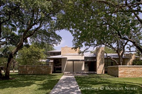 Estate Home Designed by Architect Bernbaum Magadini - 5370 Meaders Lane
