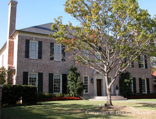 Estate Home Designed by Architect Wilson Fuqua - 10131 Gaywood Road