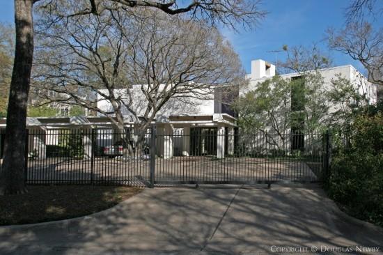 Home Designed by Architect Downing Thomas - 9930 Strait Lane