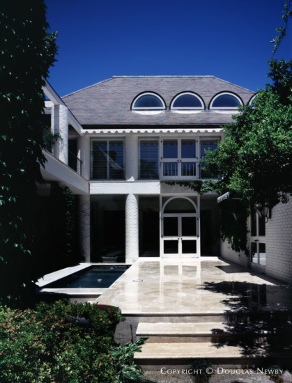 Estate Home Designed by Architect Bud Oglesby - 10573 Inwood Road