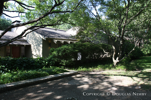 Home Designed by Architect David George - 6919 North Janmar Drive