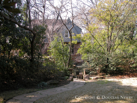 House Designed by Architect Guy Cahoon - 3604 Overbrook Drive