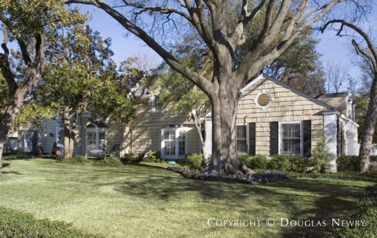 House Designed by Architect George T. Reynolds, Jr. - 6800 Turtle Creek Boulevard
