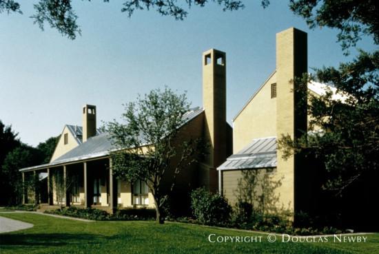 Estate Home Designed by Architect Frank Welch - 6812 Hunters Glen Road