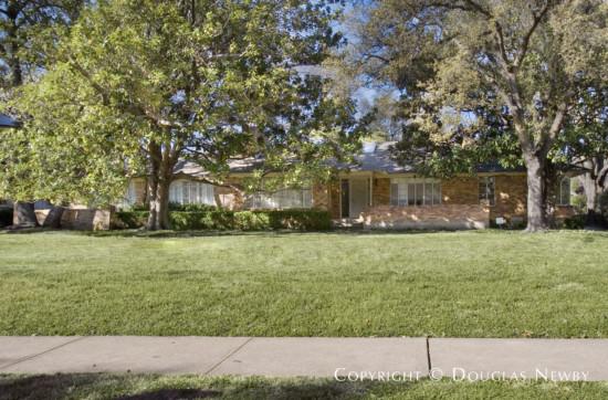 Estate Home in University Park - 4030 Grassmere Lane