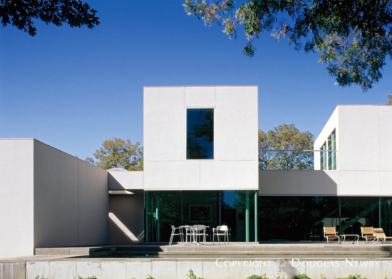 Significant Modern Residence Designed by Architect Rob Allen & Jim Buie - 4037 Druid Lane