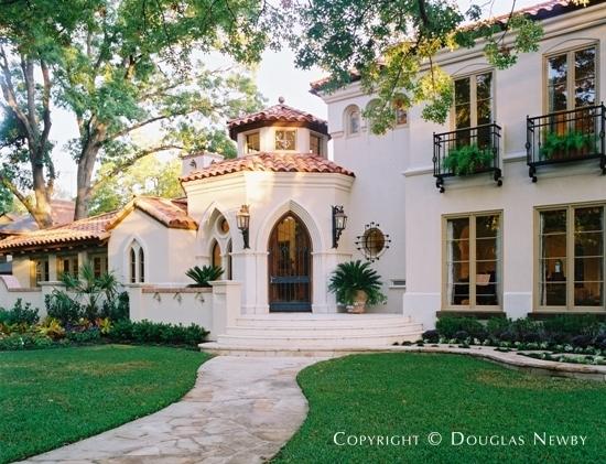 House Designed by Architect Patrick Ford - 4004 Glenwick Lane