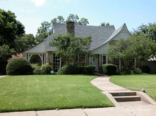House Designed by Architect Wade H. Klamberg - 3541 Hanover Street