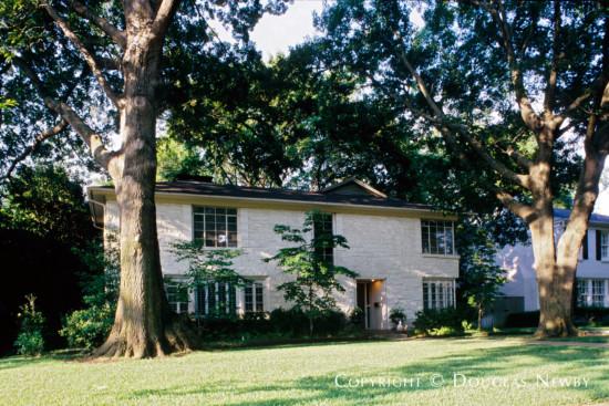 Modern Home Designed by Architect Howard R. Meyer - 3541 Colgate Avenue
