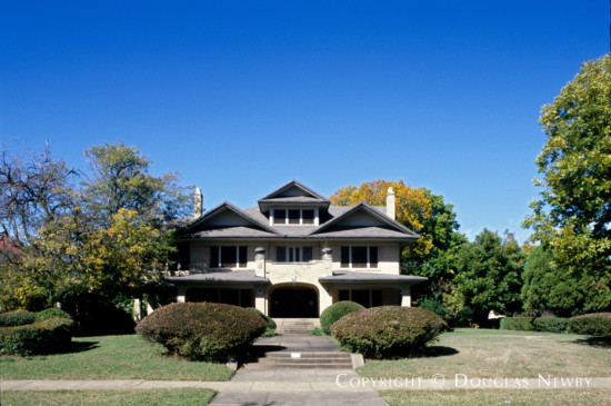 Real Estate Designed by Architect William H. Reeves - 4949 Swiss Avenue