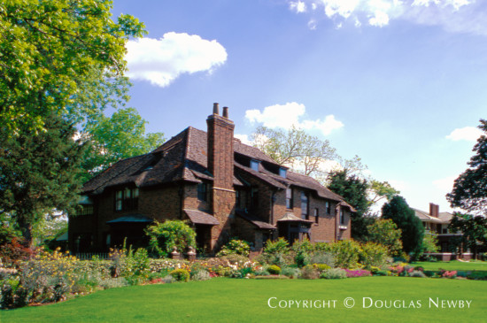 English Country Home Designed by Architect Lang & Witchell - 5020 Swiss Avenue