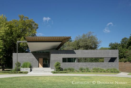Signe and Jason Smith designed Modern Home