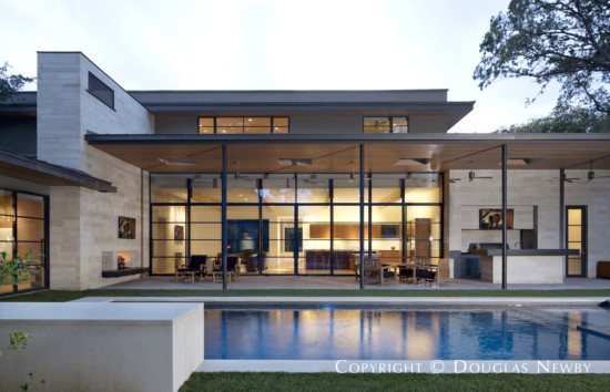Signe and Jason Smith designed Modern Home built in 2014