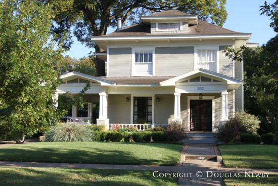 Real Estate in Munger Place - 5012 Junius Street