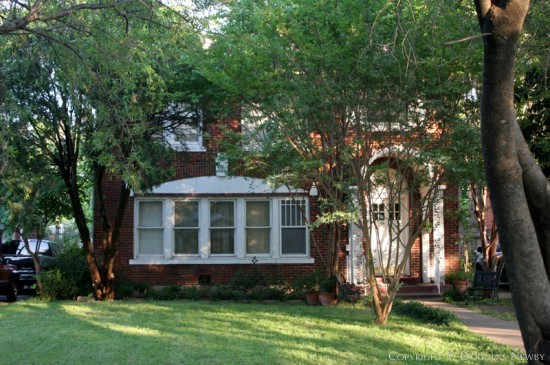House in Munger Place - 4810 Tremont Street