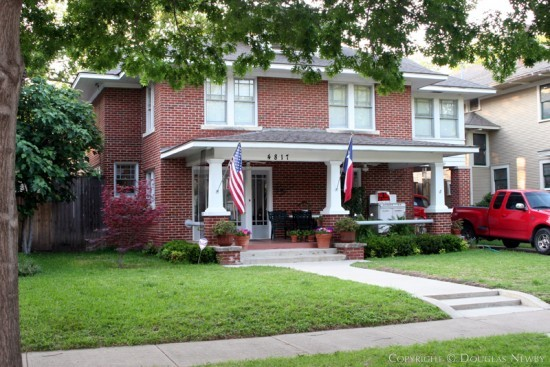 Real Estate in Munger Place - 4817 Tremont Street