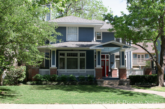 Real Estate in Munger Place - 4920 Tremont Street