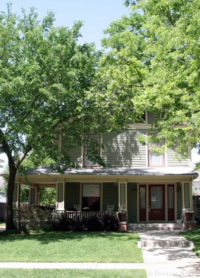 Home in Munger Place - 5107 Tremont Street