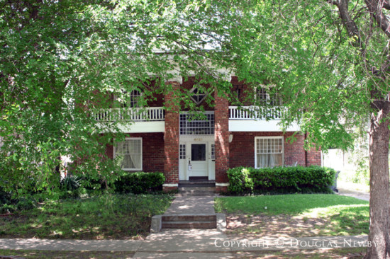 House in Munger Place - 4937 Victor Street