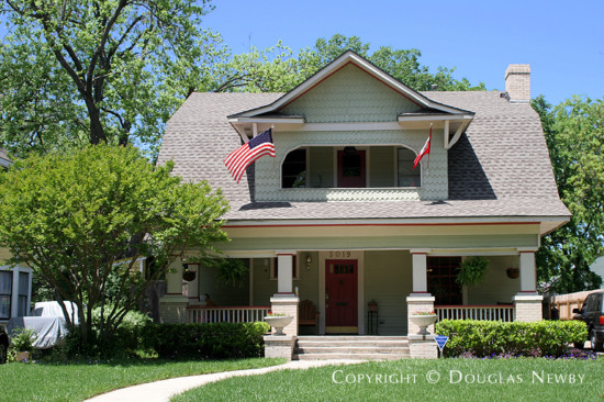 Home in Munger Place - 5019 Victor Street