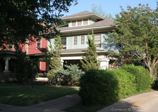 Home in Munger Place - 5116 Victor Street