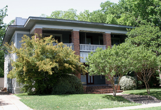 House in Munger Place - 4909 Worth Street
