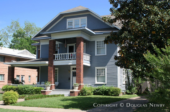 Home in Munger Place - 4914 Worth Street