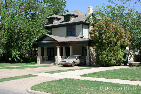 Residence in Munger Place - 4936 Worth Street