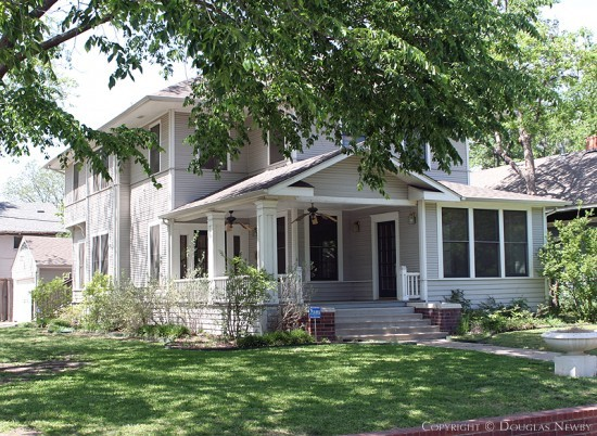 Home in Munger Place - 5003 Worth Street