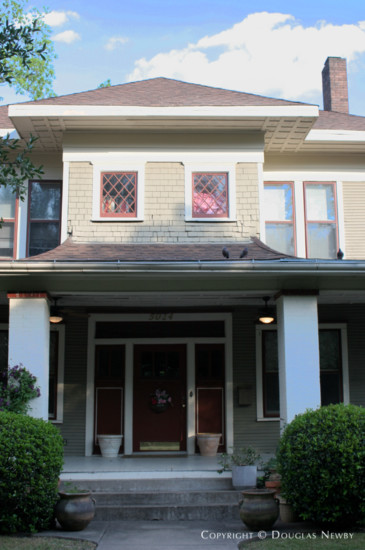 Home in Munger Place - 5014 Worth Street