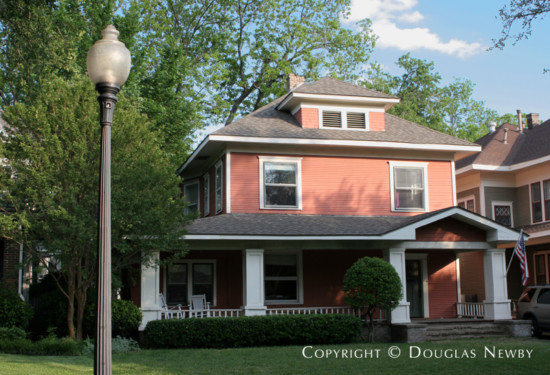 Real Estate in Munger Place - 5018 Worth Street